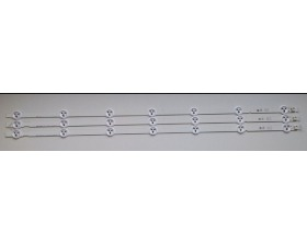 LED BARS 32 INCHES LG 6916L-1437A 6916L-1438A 7 LEDS