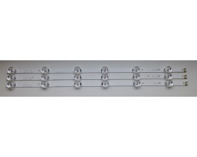 LED BARS 32 INCHES LG 6916L-1974A 6916L-1975A 6 LEDS