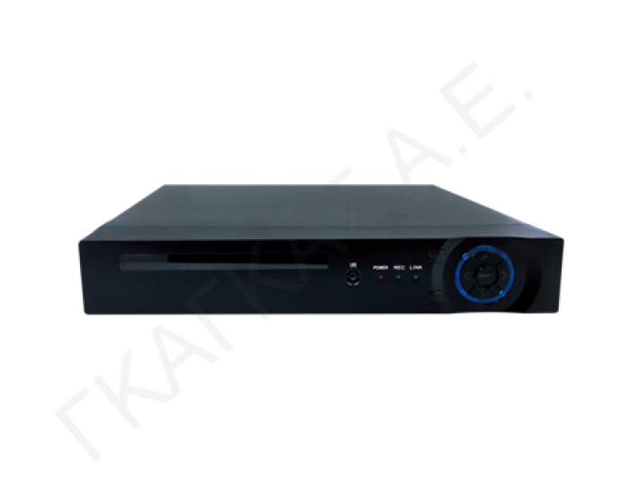 ANGA DVR AQ-6004R5 Premium 4 ΚΑΝΑΛΙΩΝ RT 5in1(AHD/TVI/CVI/IP/CVBS)Η264