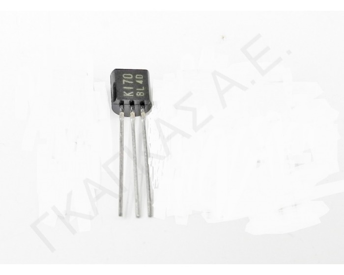 JFET 2SK170-BL N-CH JFET -40V 20mA 0 4W TO-92